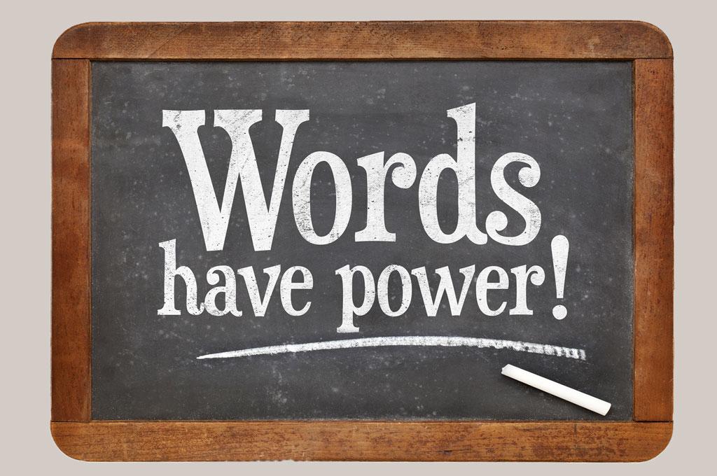 Область определения множество значений слов