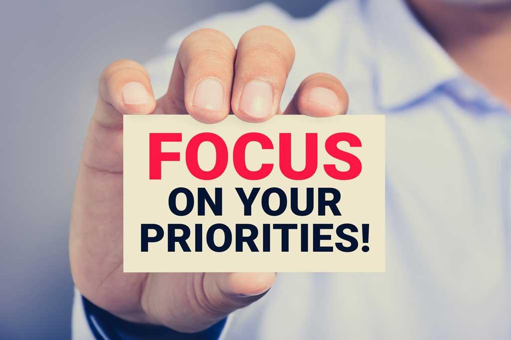 Приоритеты и принципы человека