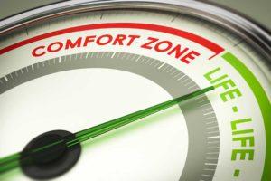 Причины выйти из зоны комфорта и действовать