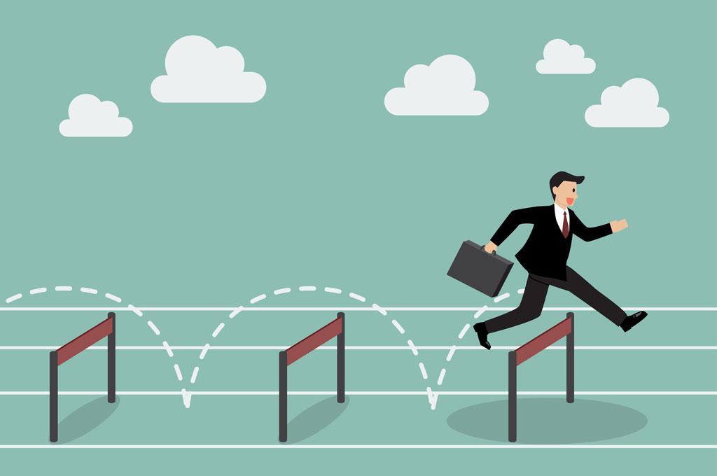 препятствия на пути к цели