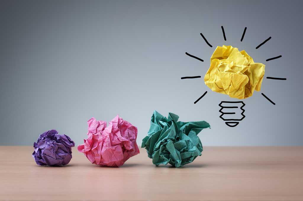 Процесс реализации идей
