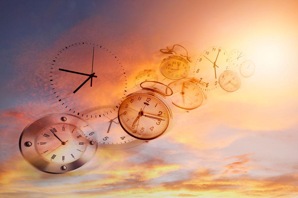 Процесс управления временем