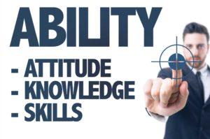 Способности и возможности: особенности
