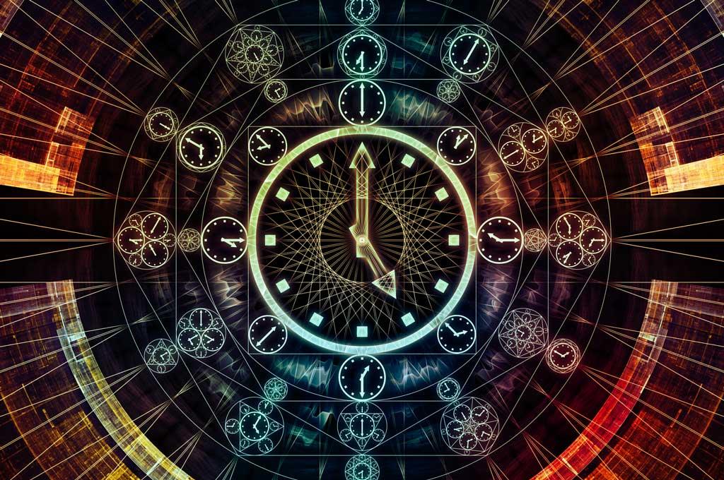 Взаимодействие со временем