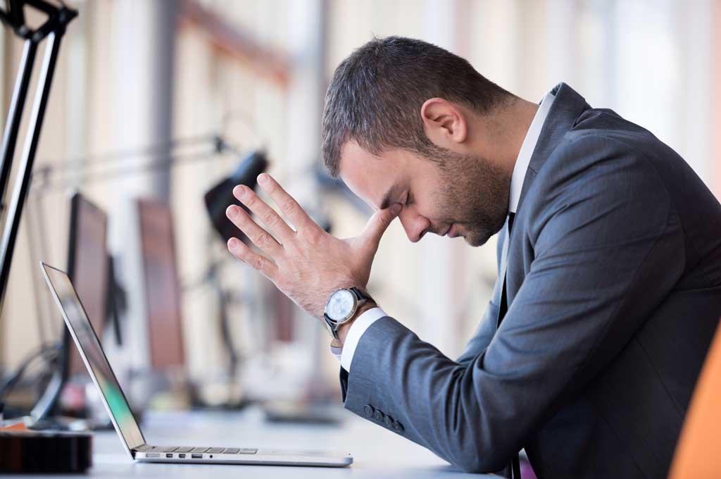 Основные проблемы в бизнесе
