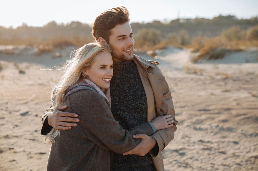 Мужчина и женщина гармоничные отношения