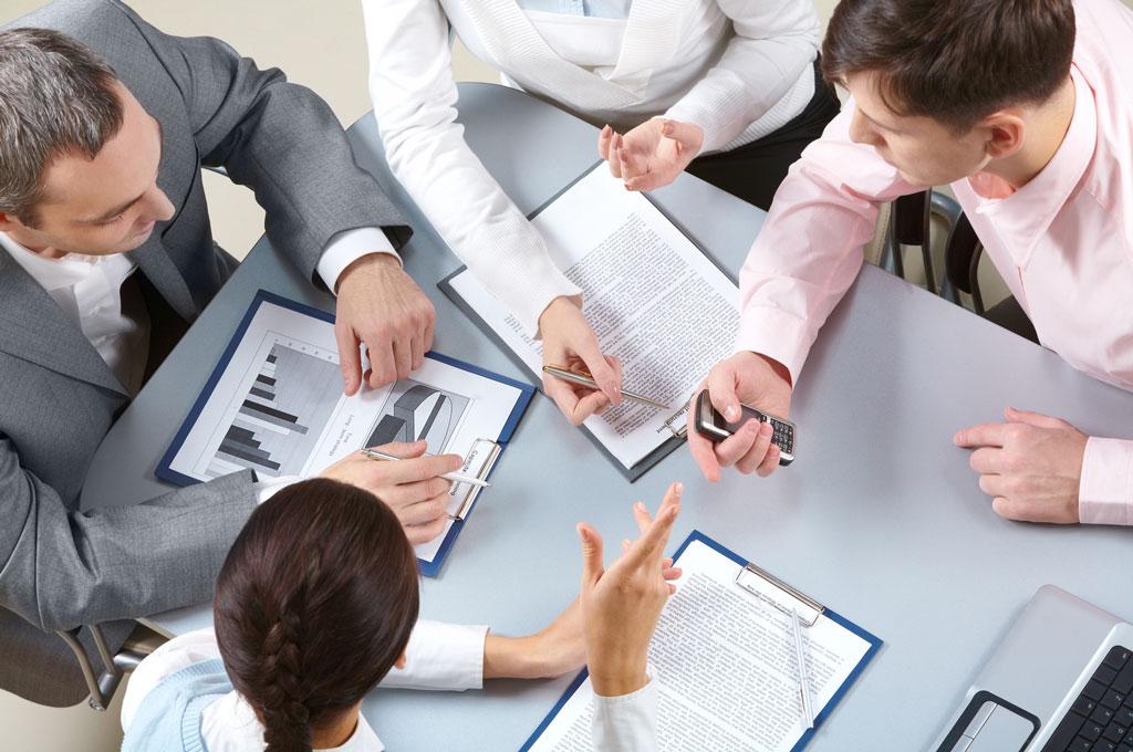 Этапы переговорного процесса