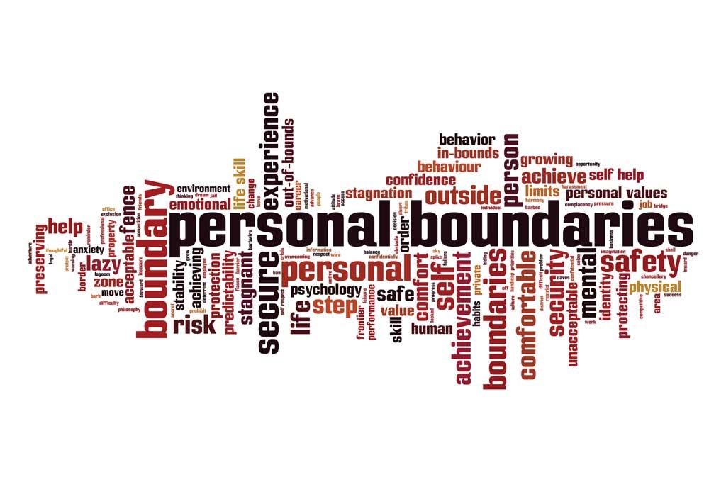 Правило защиты личных границ